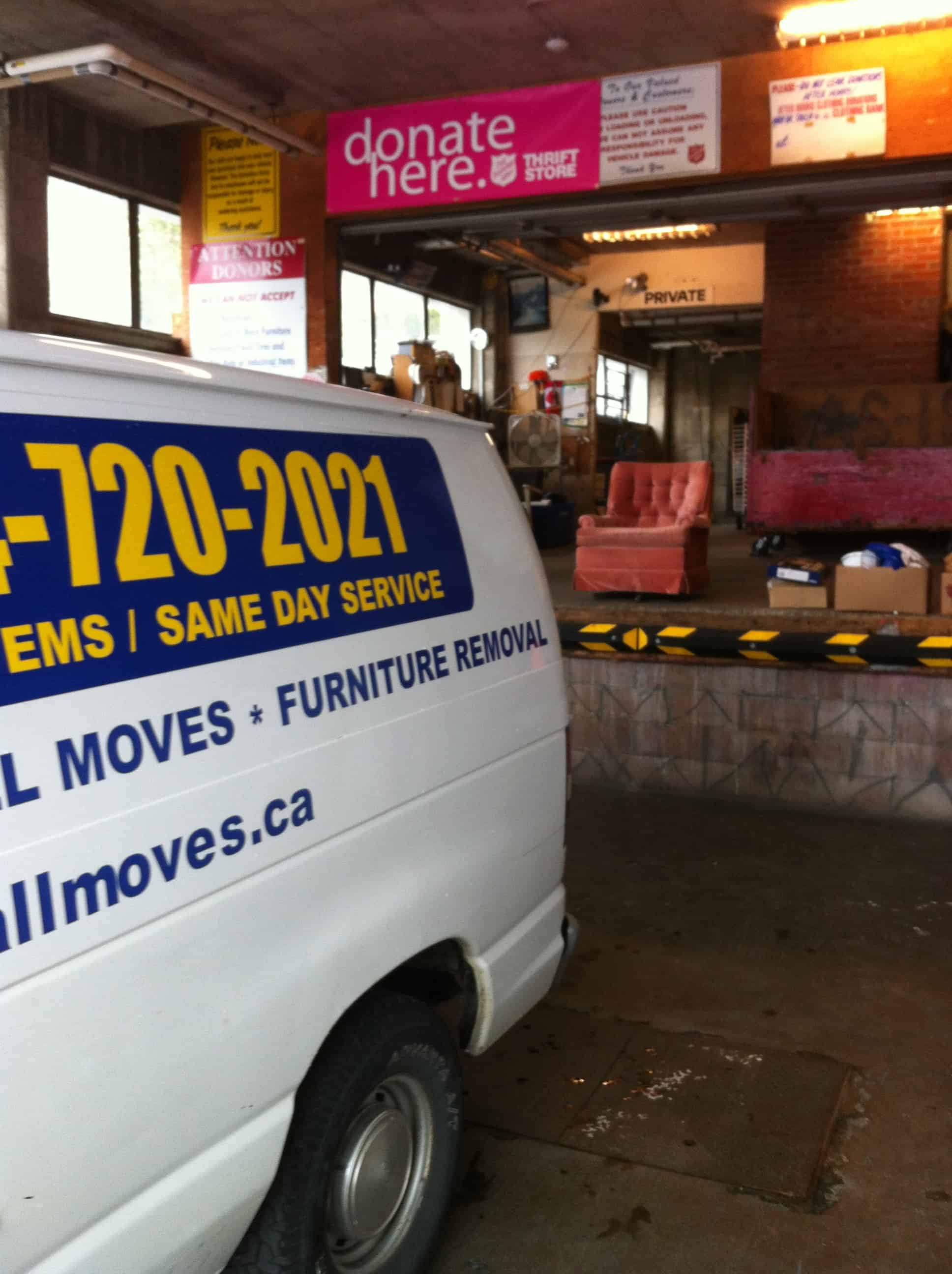 Short Notice Household Junk Removal Furniture Removal