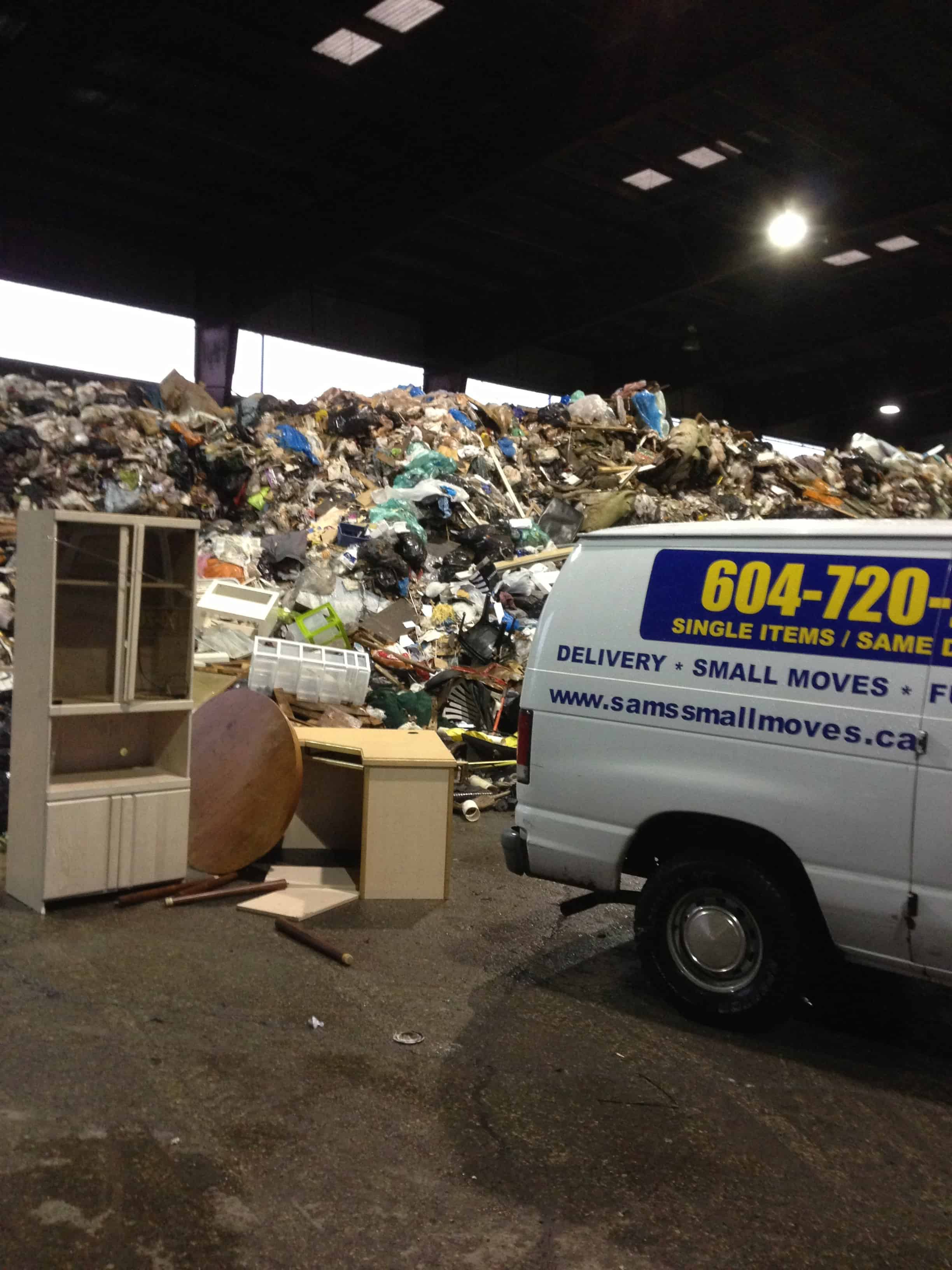Cheap junk removal services in Vancouver