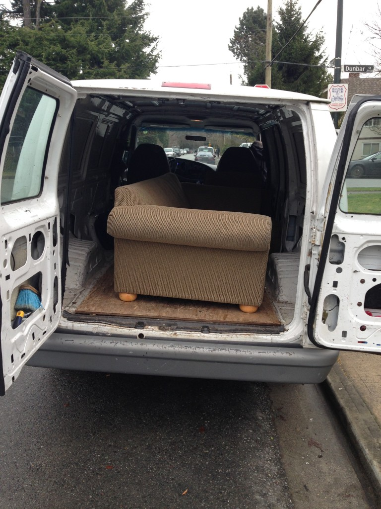 Junk Removal Vancouver Couch Removal Vancouver Sam 39 S