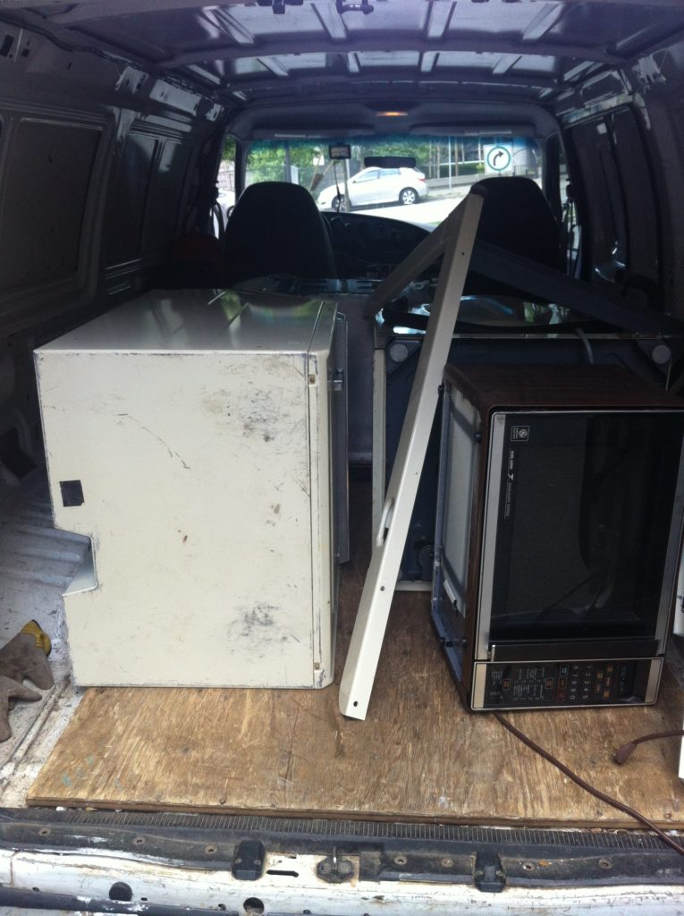Bulky Items and Large Appliance Disposal