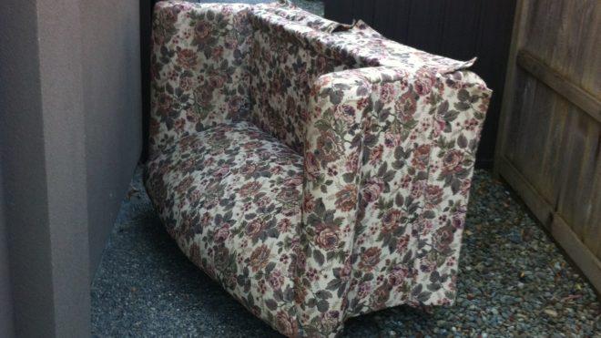 3 Seater Sofa - Sofa disposal & recycling