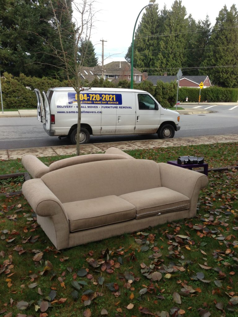 Short Notice Mattress, Sofa, Bed & Junk Removal | Vancouver