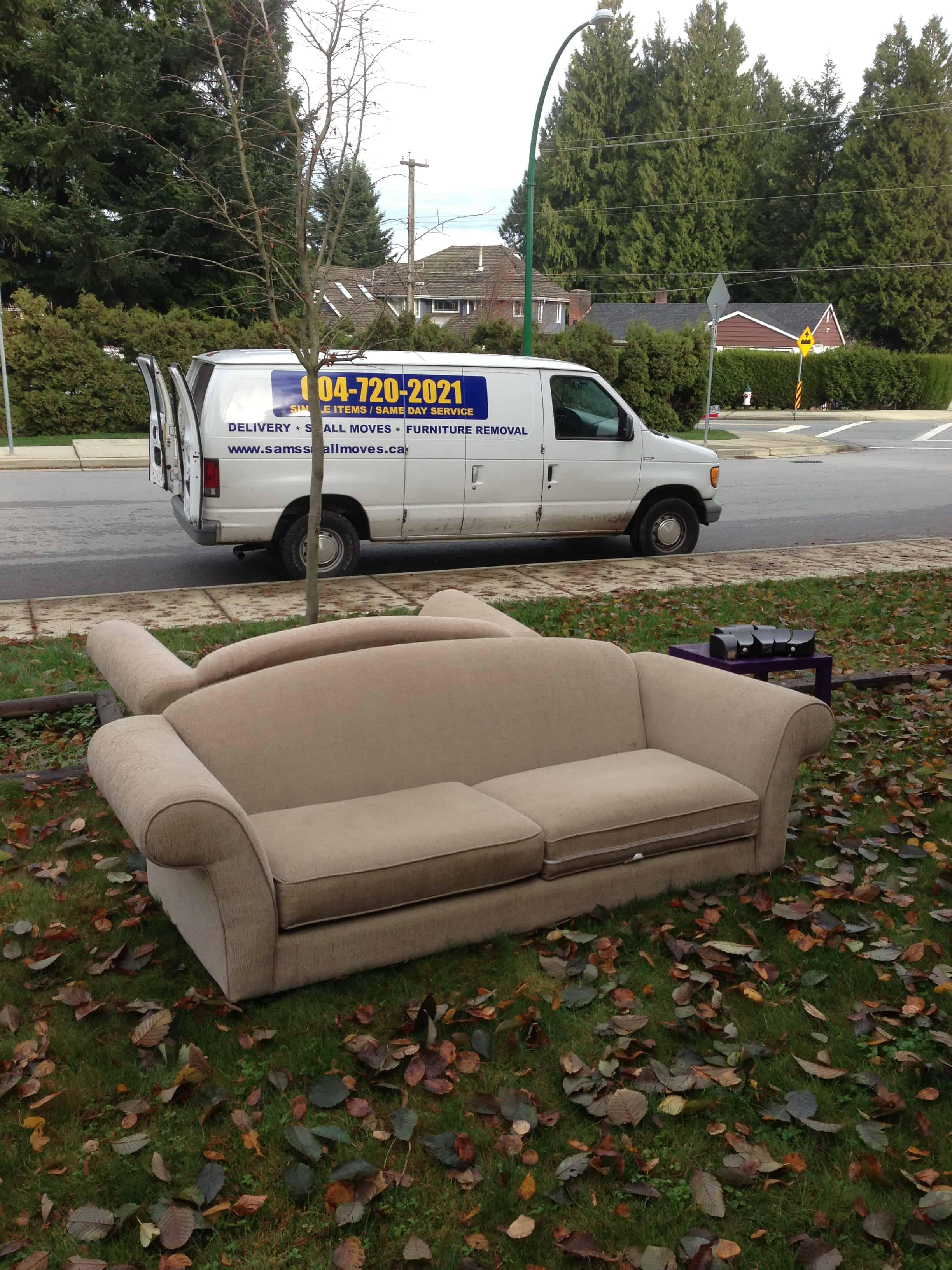 furniture junk removal vancouver sam 39 s junk removal. Black Bedroom Furniture Sets. Home Design Ideas