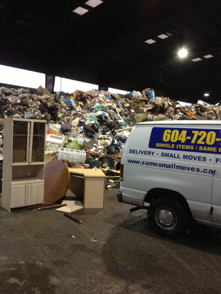 Furniture Delivery Service / Small Moves / Junk Removal - Mattress / Box Spring Disposal