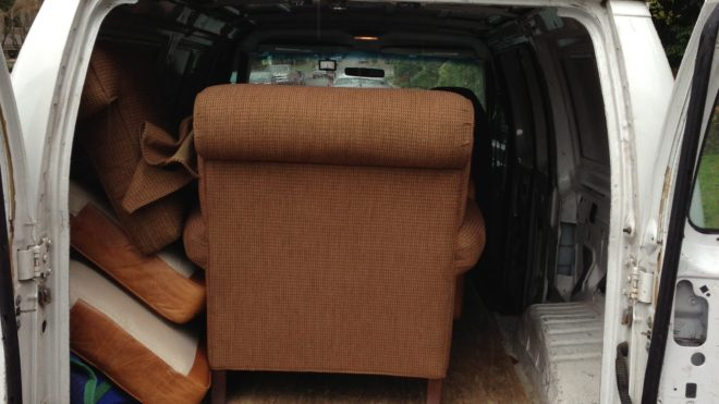 Short Notice Love Seat, Mattress, Sofa, Bed & Junk Removal   Vancouver