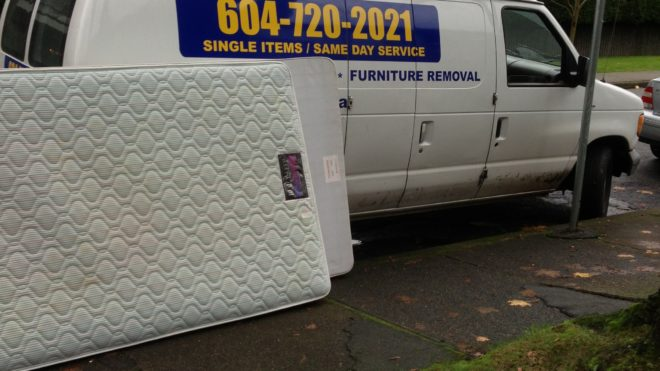 Same Day - Sam's Small Moves, Couch, Sofa, Bed, Mattress Removal