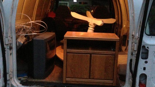 Desk Removal - Dresser Removal - File Cabinet Removal