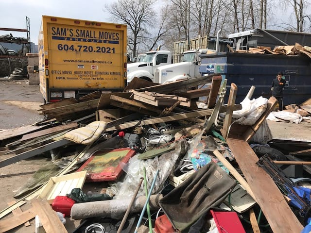 Cheap Junk Removal Services