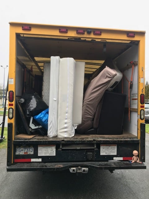 Mattress Removal & Recycling Services Vancouver | Sam's Junk Removal