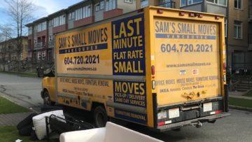 Junk Removal Vancouver & Bulky Item Pickup | Short Notice OK!