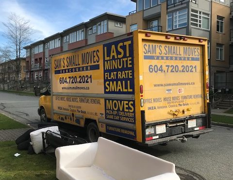 Junk Removal Vancouver & Bulky Item Pickup | Short Notice OK!