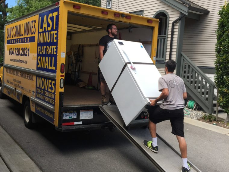 Appliance Removal Vancouver