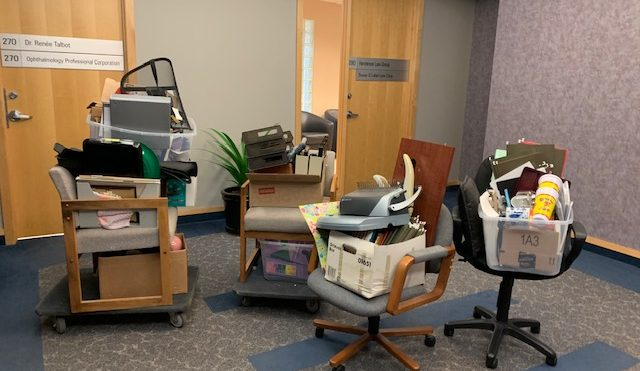 Office Furniture Removal Services | Vancouver